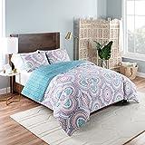 Vue Aura Comforter Set, Multicolor, Full/Queen