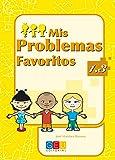 Mis problemas favoritos 1.3 / Editorial GEU / 1º Primaria / Mejora la resolución de problemas / Recomendado como repaso / Con actividades sencillas