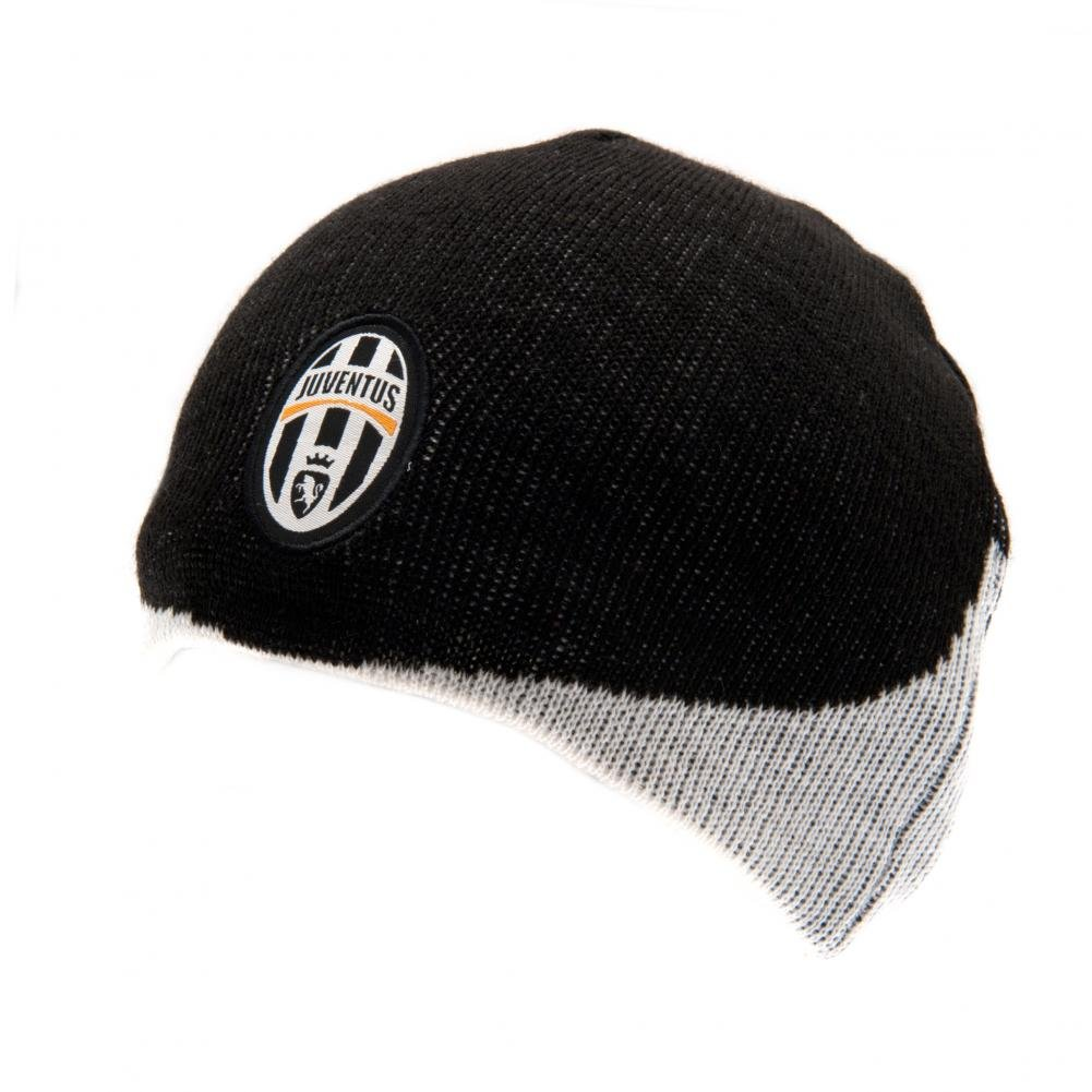 cb49f005b Juventus Wave Knitted Beanie Hat