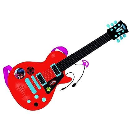 Ladybug guitarra electronica con micro