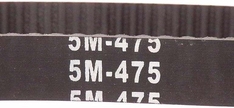 850-5M-15 15mm Wide HTD 5M 5mm Pitch Timing Belt CNC ROBOTICS