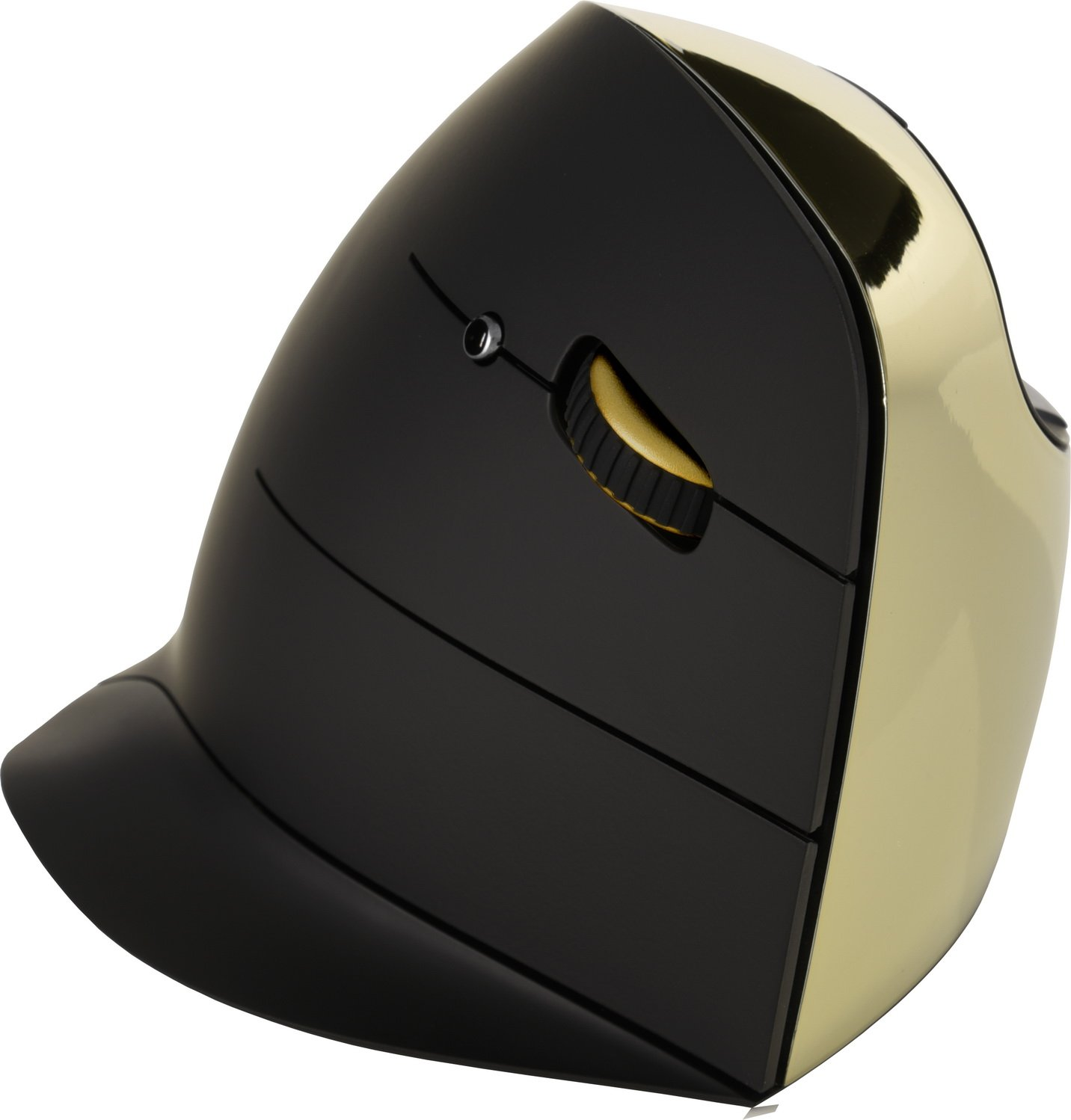 Evoluent VerticalMouse C Series Gold, Wireless Right Hand (VMCRWG)