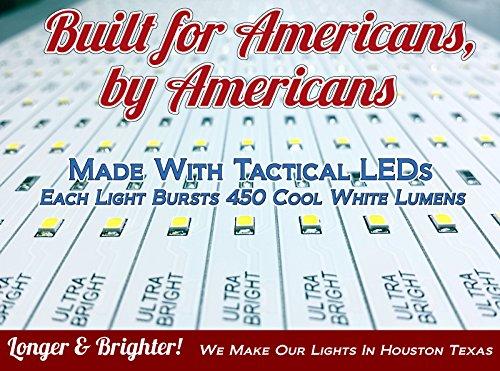 ... Gun Safe Light Kit W/ Motion Switch // Works With Any Safe ...