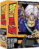 Dragon Ball Z: Season 4 (Garlic Jr., Trunks, and Android Sagas)