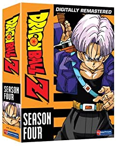 Dragon Ball Z - Season 4 (Garlic Jr., Trunks, and Android Sagas)