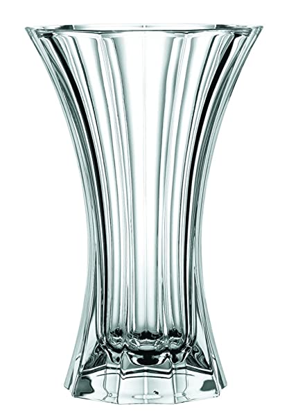 Amazon Nachtmann Saphir 8 14 Inch Crystal Vase Home Kitchen