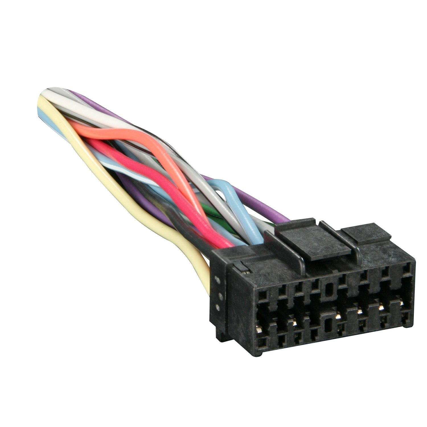 613fEJIm3SL._SL1500_ amazon com metra sy16 0001 16 pin sony power 4 speaker car metra pioneer wiring harness at couponss.co