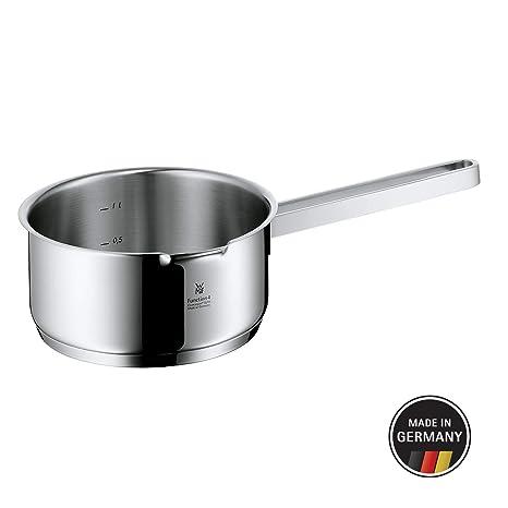 WMF Function 4-Cazo de 16cm (1,5 litros de Capacidad), Acero Inoxidable Cromargan 18/10, Pulido, 16 cm
