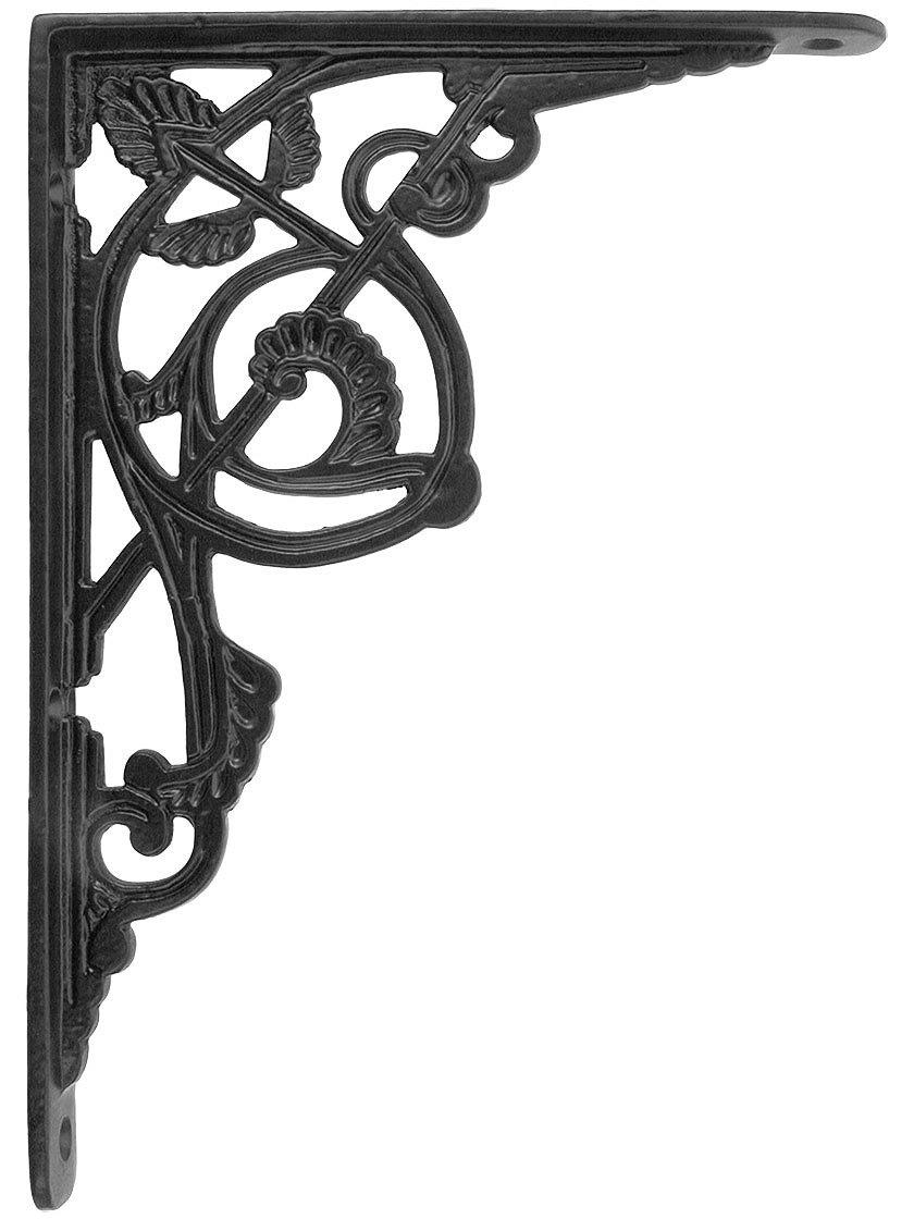 Amazon.com: Medium Victorian Iron Shelf Bracket - 8 5/8