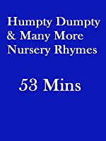 Humpty Dumpty And Many More Nursery Rhymes by Tiny Baby Stars