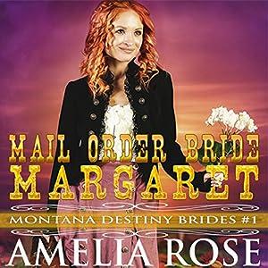 Mail Order Bride Margaret Audiobook