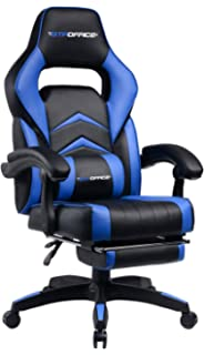 GTPOFFICE Gaming Chair Racing Style Office Swivel Computer Desk Chair Ergonomic Conference Executive Manager Work Chair