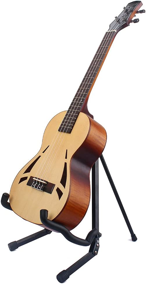 MagiDeal Soporte Ajustable Plegable para Bajo Guitarra Acústica ...