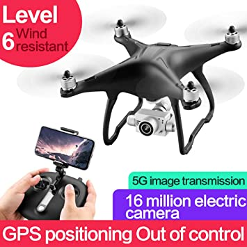 ashop_01 Q3 Pro GPS 5G WiFi FPV Gimbal Brushless RC Kit Drone con ...