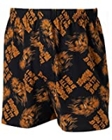 Star Wars I Did It All For the Wookiee Men's Boxers in a Tin