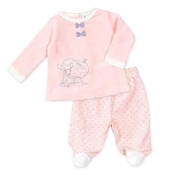 d60b478486 Disney Baby Set Mädchen Hose und Shirt rosa | Motiv: Bambi | Baby Set 2
