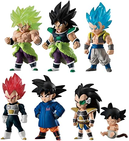 Bandai Dragon Ball Super ADVERGE Broly Premium Figure Paragus