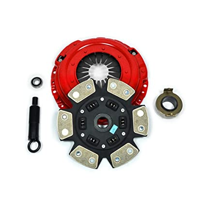 Amazon.com: EFT STAGE 3 CLUTCH KIT for 02-06 RSX TYPE-S 06-11 CIVIC Si 2.0L K20 iVTEC 6SPD: Automotive