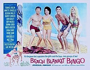 Michael Nader Beach Blanket Bingo