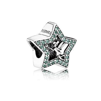 f046ed014 Amazon.com: PANDORA Disney Honey Pot Pooh Charm 791919ENMX: Jewelry
