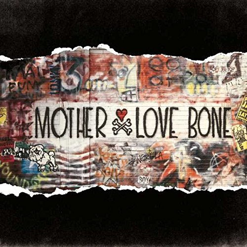 CD : Mother Love Bone - On Earth As It Is: The Complete Works (With DVD, Boxed Set, 4 Disc)