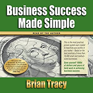 Business Success Made Simple Hörbuch