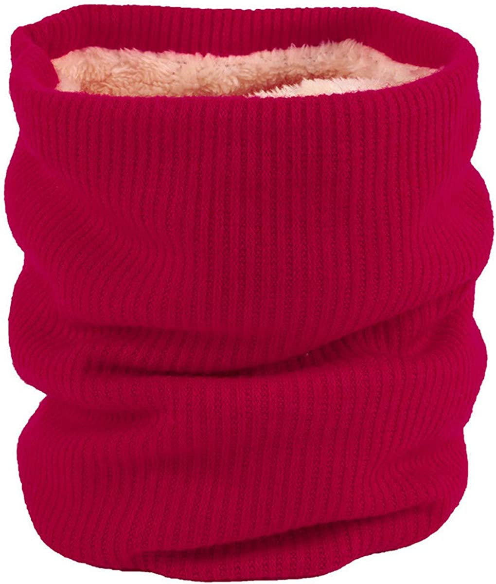 Fleece Lined Thick Knit...