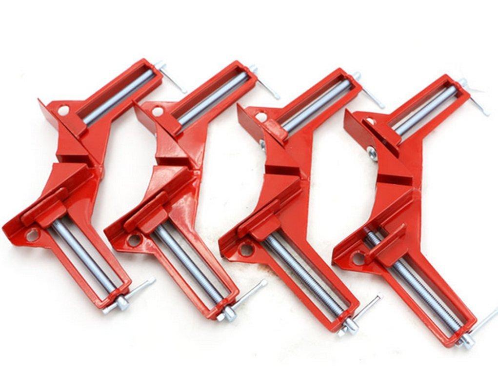 Abrazadera en á ngulo recto de aleació n de zinc (4 unidades) DreamColor