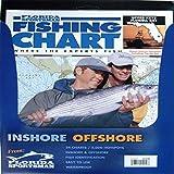 Florida C10UKY Fish Chart Upper Keys