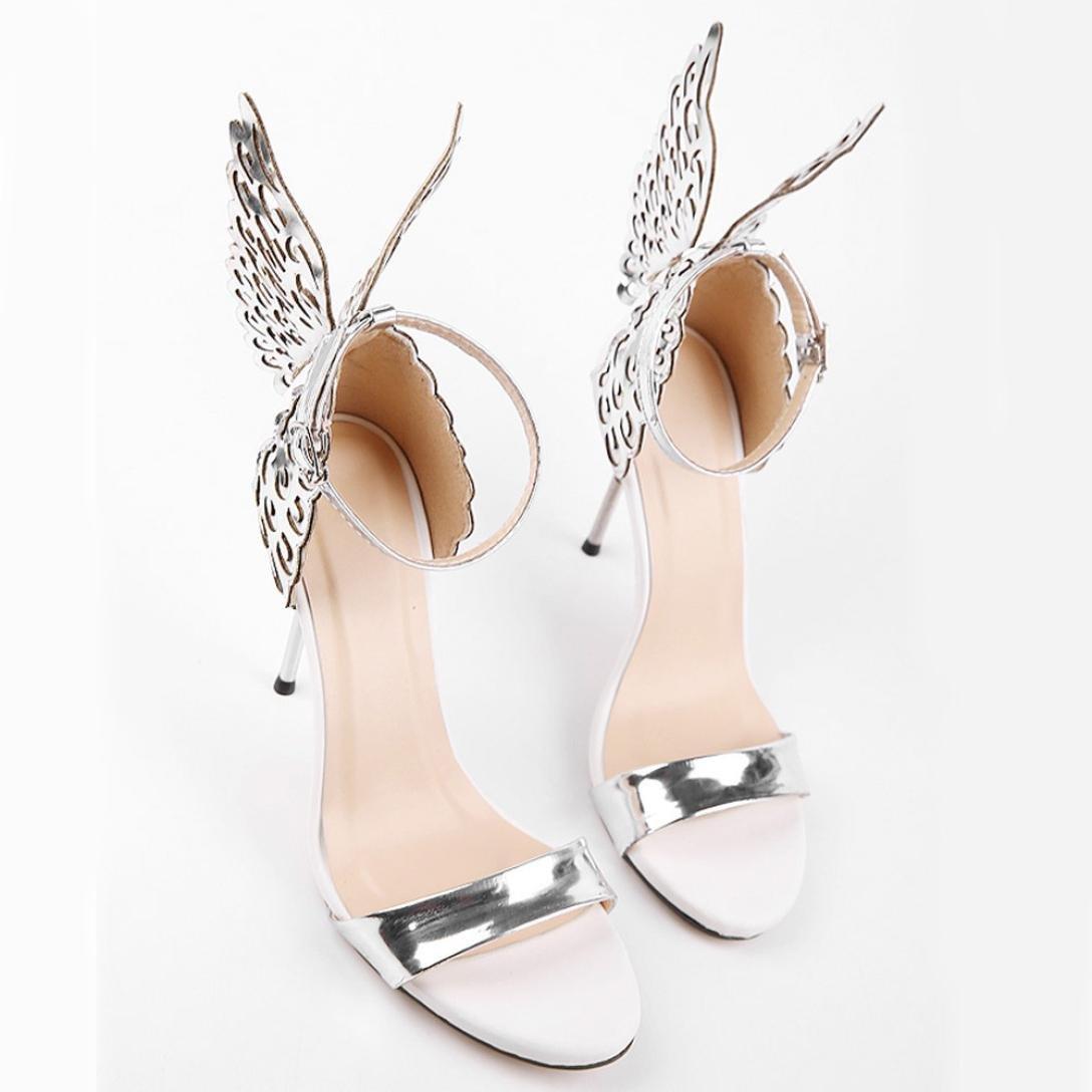 Valentine Große Mode Frauen Bronzing Sanfashion Schuhe Pailletten wPkuOXZiT