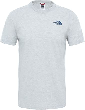 Bekleidung Camping & Outdoor THE NORTH FACE TNF Simple Dome Baumwolle T-Shirt Kurzarm Shirt Herren Neuheit