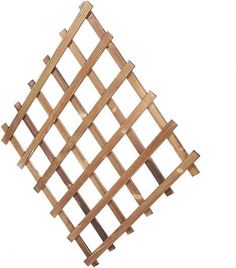 Estante para colgar en la pared, con forma de diamante doblado ...