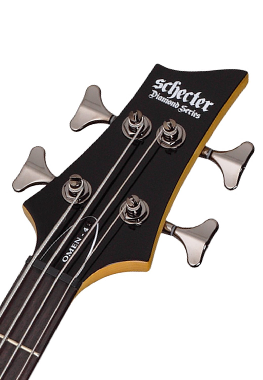 Omen 8 Wiring Diagrams Simple Electrical Diagram Amazon Com Schecter 4 String Bass Guitar Black Musical