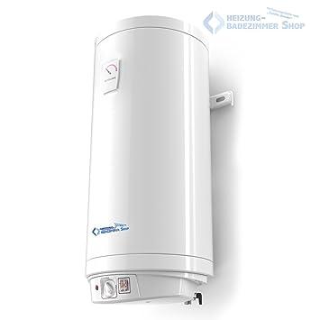 100 Liter Warmwasserspeicher Boiler Elektro Speicher Heizung ...