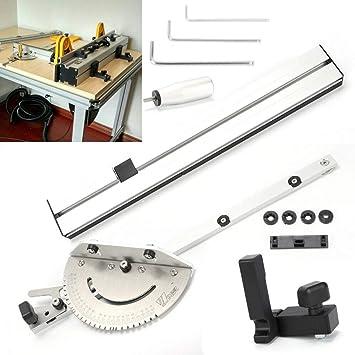 Yiyiby - Kit de calibre de inglete para sierra de mesa o router ...