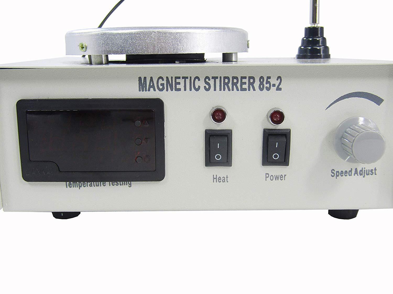 7pcs PTFE magnetic stirrer agitateur magn/étique mixer stir bar White Color