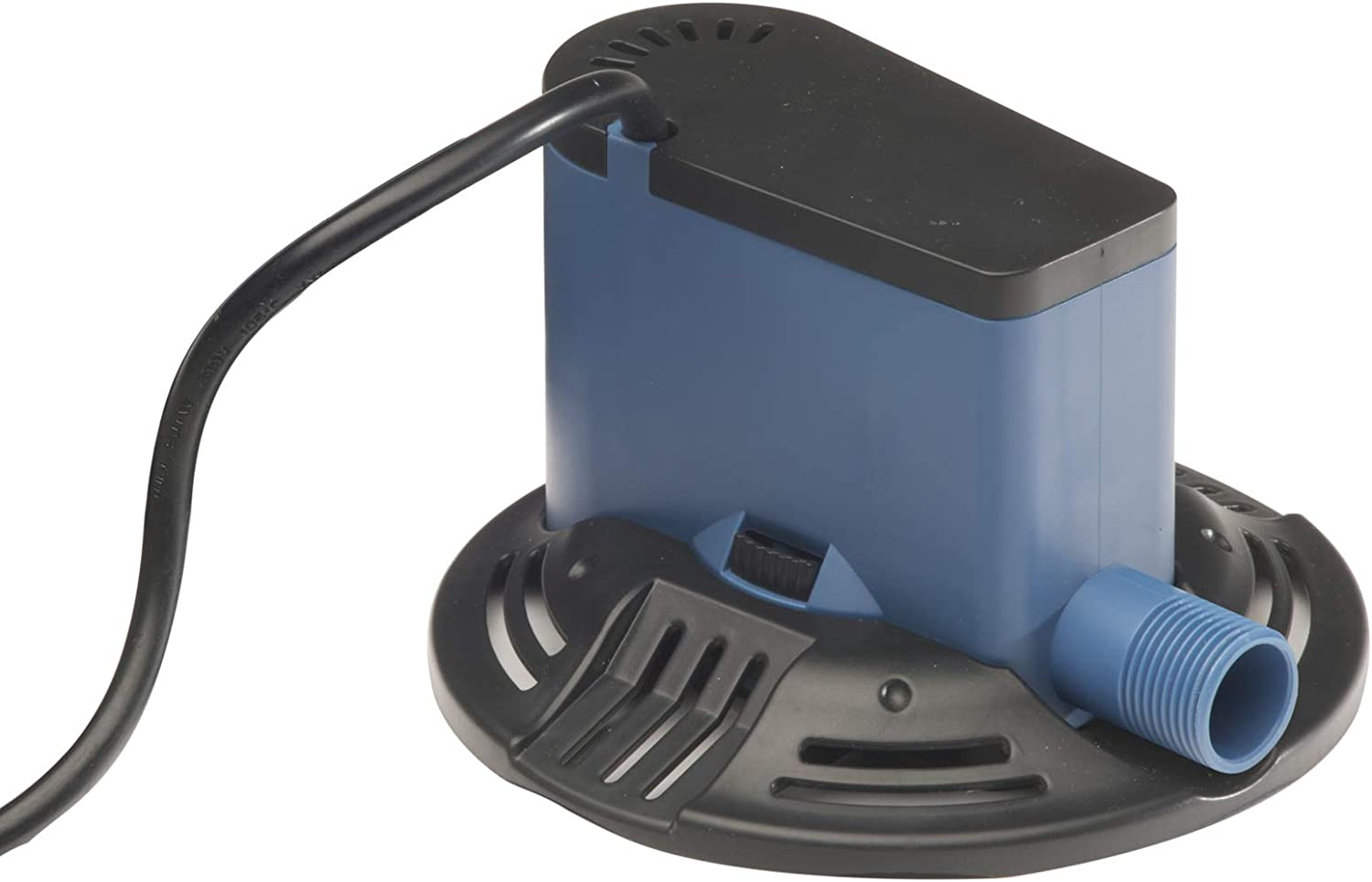 Ocean Blue 195093 Automatic On/Off Electric Winter Pool Cover Pump, 350 GPH