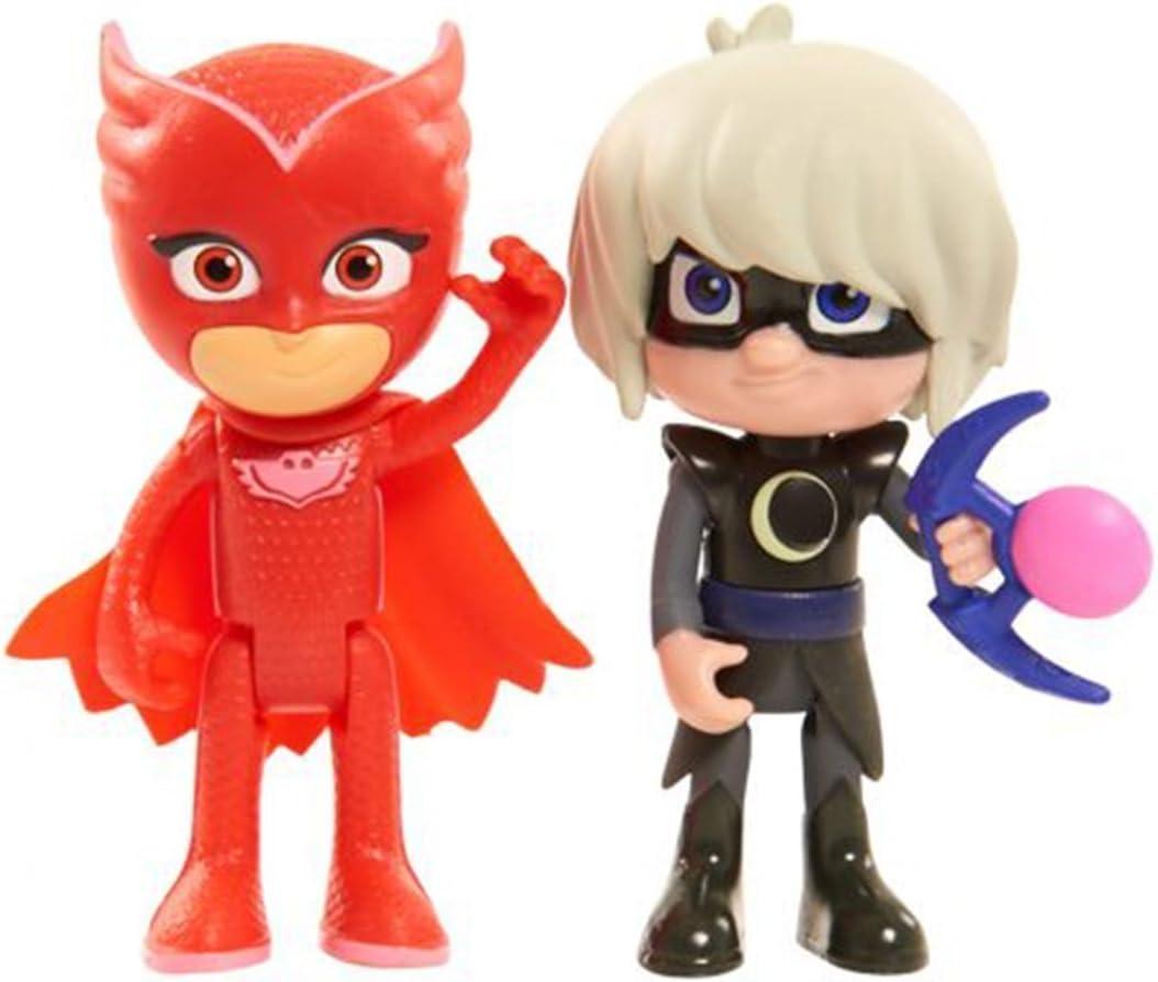 Pj Masks Owlette & Luna Girl Figures Two Pack 3