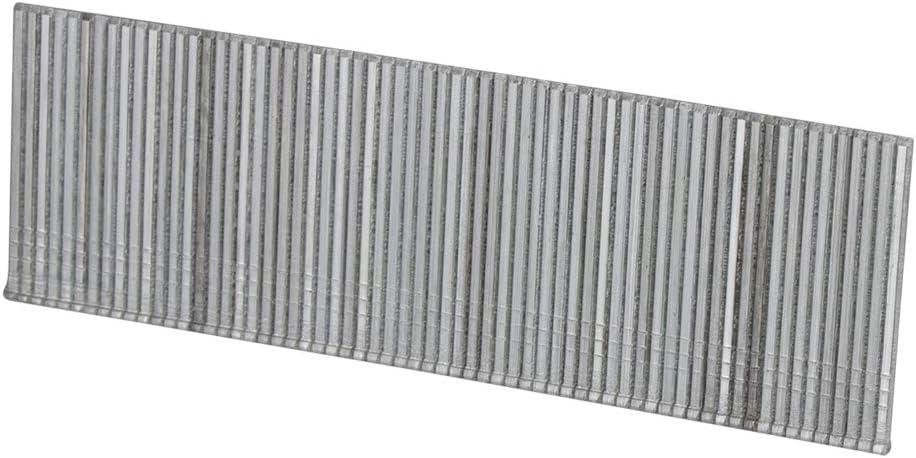 Clavos rectos color plateado 25 mm, 2 mm, acero, 4500 unidades RDEXP