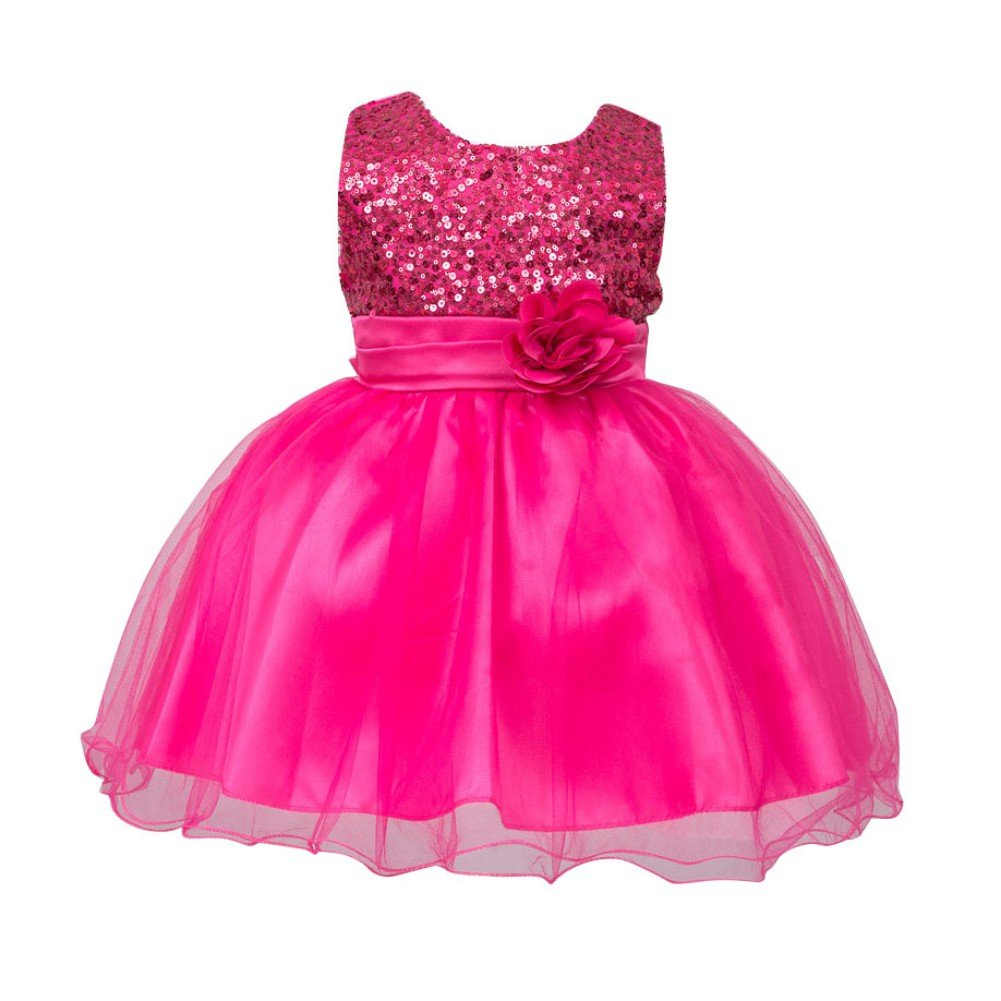 Brightup 0-24 Months Baby Girl Dresses