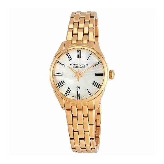Hamilton H42245191 - Reloj automático para mujer