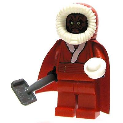 Lego Darth Maul Christmas Santa Version - Star Wars Minifigure: Toys & Games