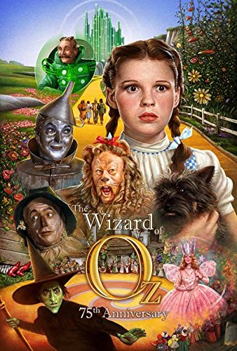 27 x 40 The Wizard of Oz IMAX 3D Movie Poster