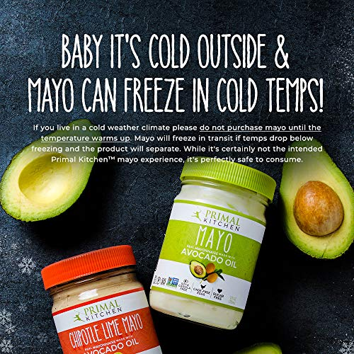 Primal Kitchen Chipotle Lime Mayo 12 Oz Buy Online In