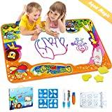 Betheaces Water Drawing Mat Aqua Magic Doodle Kids Toys Mess Free Coloring Painting Educational...