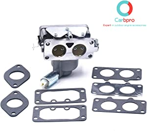 Carbpro 791230 Carburetor Replacement For Briggs & Stratton V-Twin 4 Cycle 20HP 21HP 23HP 24H