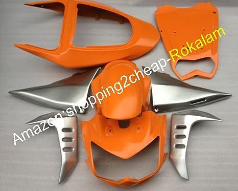 Venta caliente, Kit de repuestos de plástico para embellecedores de Kawasaki Z1000 2003 2004 2005