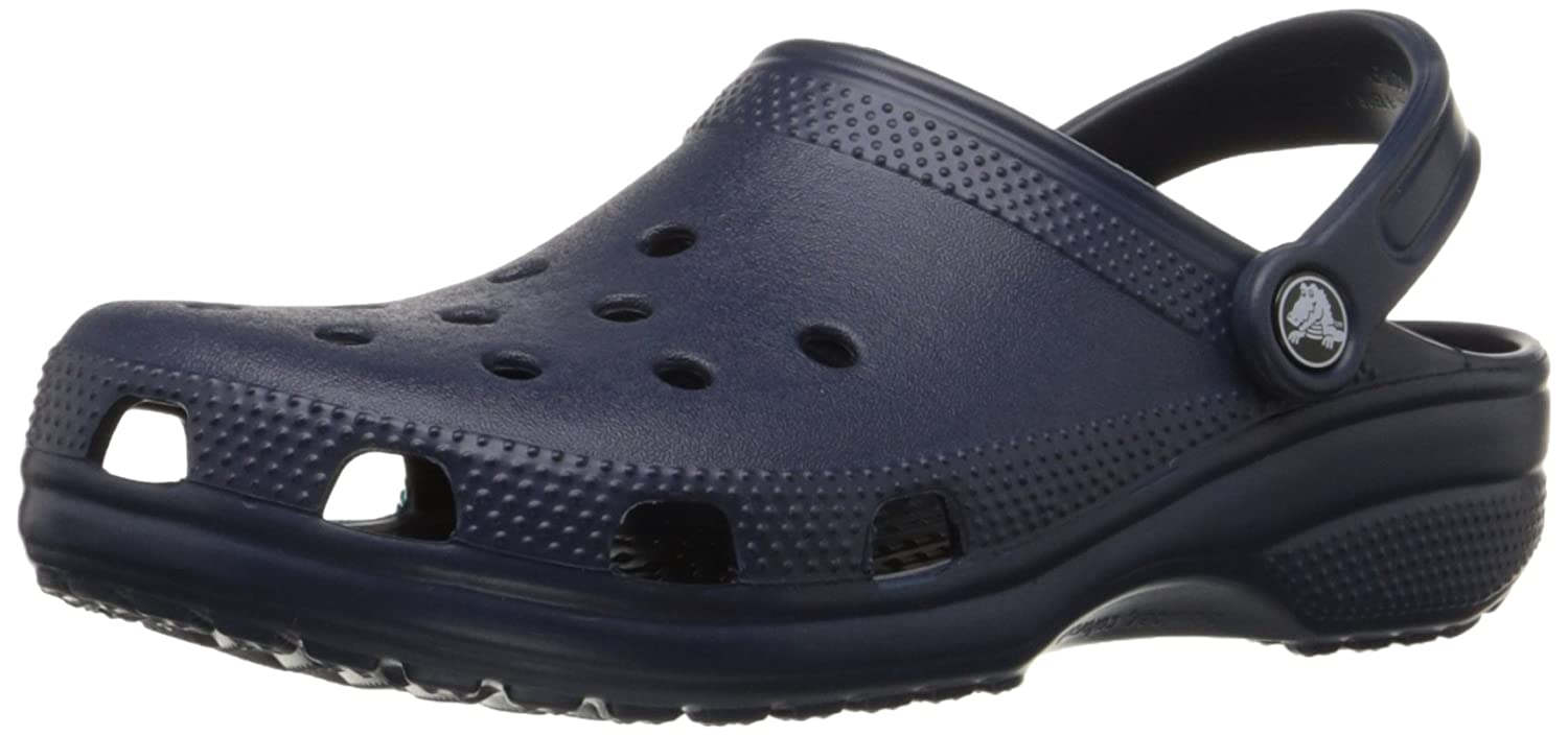 Crocs - Zuecos, Unisex, Color Navy, Talla 42.5 42.5 EU|Navy