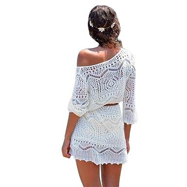 Robe plage femme amazon
