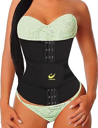 Women Slimming Waist Cincher Trainer Body Shaper Sport Belts Shapewear Yoga Hot